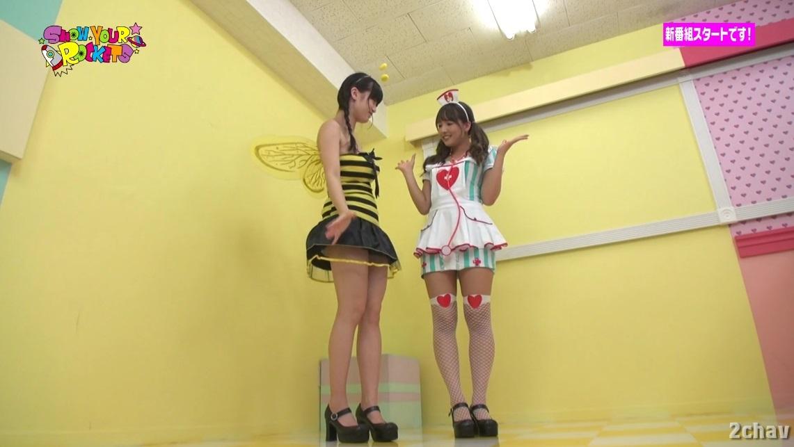 高橋しょう子と三上悠亜のSHOW YOUR ROCKETS003