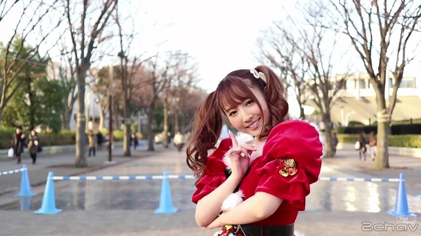 三上悠亜恋ダンス003