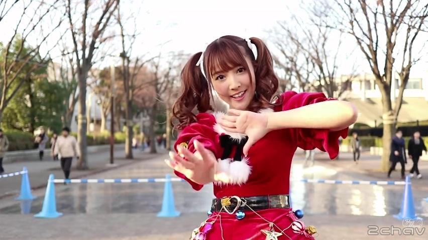 三上悠亜恋ダンス004
