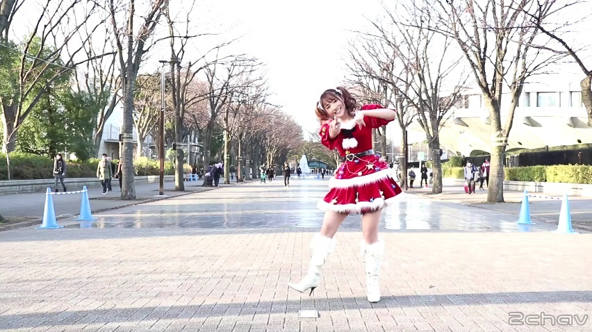 三上悠亜恋ダンス007
