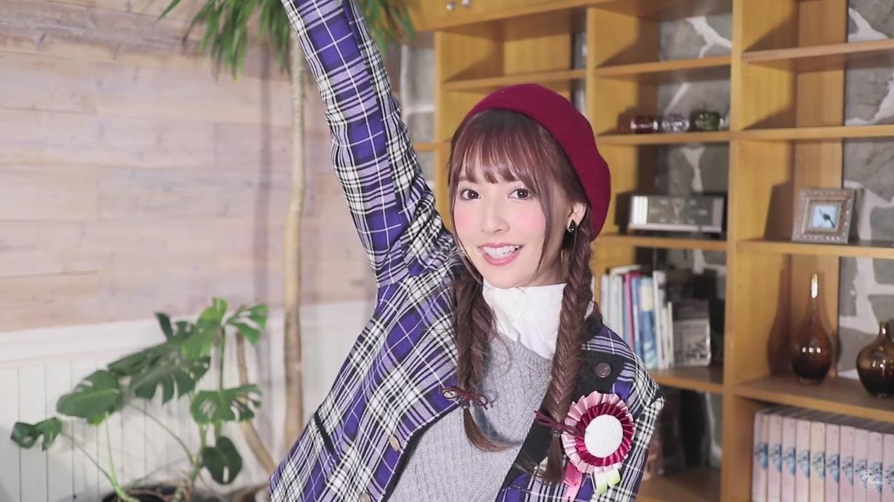 鬼頭桃菜 政見放送10