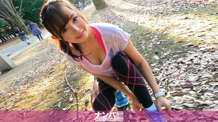 ジョギングナンパ 07 のぞみ 22歳 ネイリスト