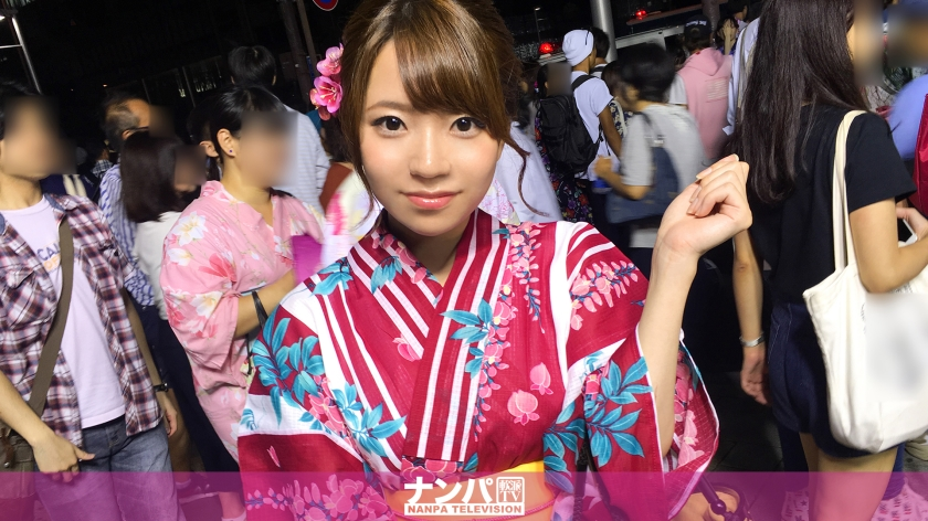 花火大会ナンパ 03 あこ 23歳 中学校の講師