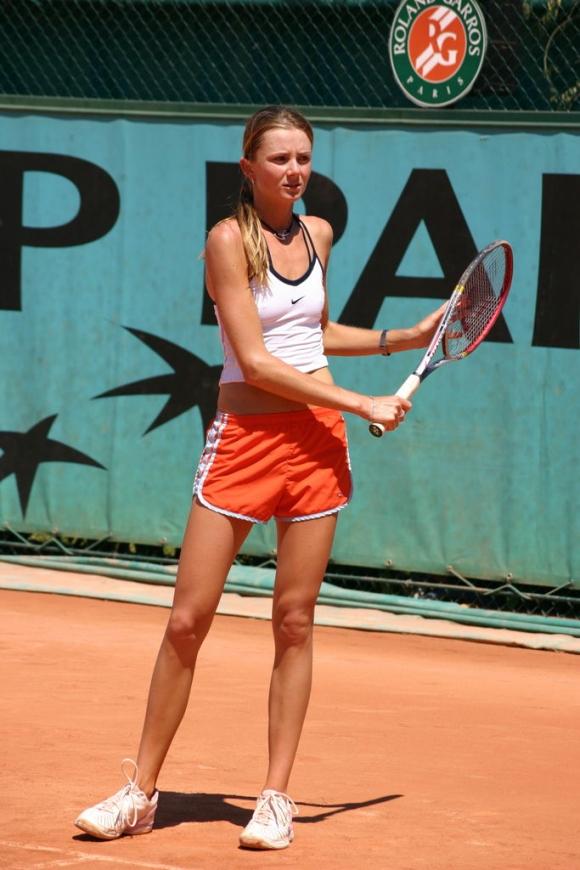 女子プロテニス選手のおっぱいが相当エロいと話題な件!wwwwwww002_20161002020323bac.jpg