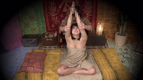 【エロ動画】タイ古式マッサージの無料体験と偽り人妻への中出しセックス隠し撮り!01_2016090811400774b.png