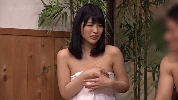 【エロ動画】巨乳人妻とデカチン男子を混浴温泉で2人きりにしてみた結果wwwww01_20161125011619001.png