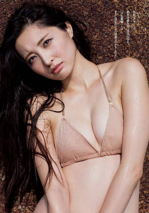 業界大注目モデル「大石絵里」ちゃんの美乳グラビア画像!04_201609151348019ee.jpg