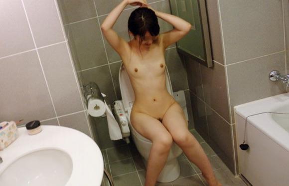 【リベポル】トイレ中の彼女の恥ずかしい姿を撮ってネットにうpしちゃうオバカ彼氏が正月から登場wwwwwww【画像30枚】04_2017010400575056e.jpeg