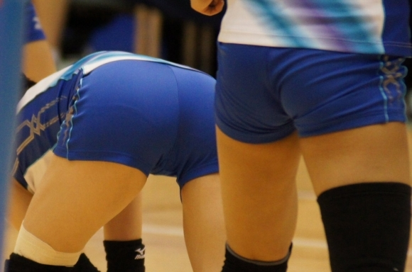 女子バレーボール選手のお尻ってこんなにエロかったんだwwwwwww【画像30枚】05_201706160410471e2.jpeg