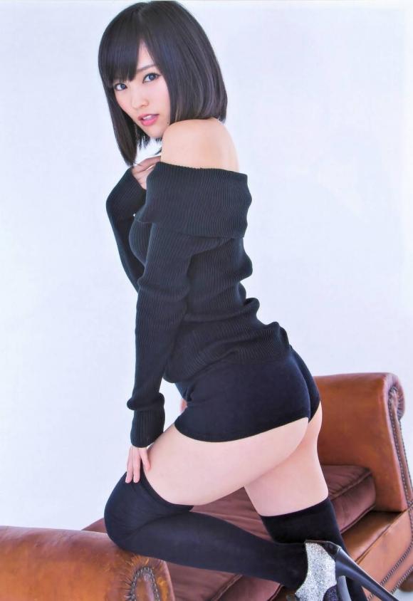 NMB48山本彩ちゃんのミニスカサンタ姿&プリケツがエロすぎて我慢できません!wwwwwww【画像30枚】10_20161228150002e37.jpg