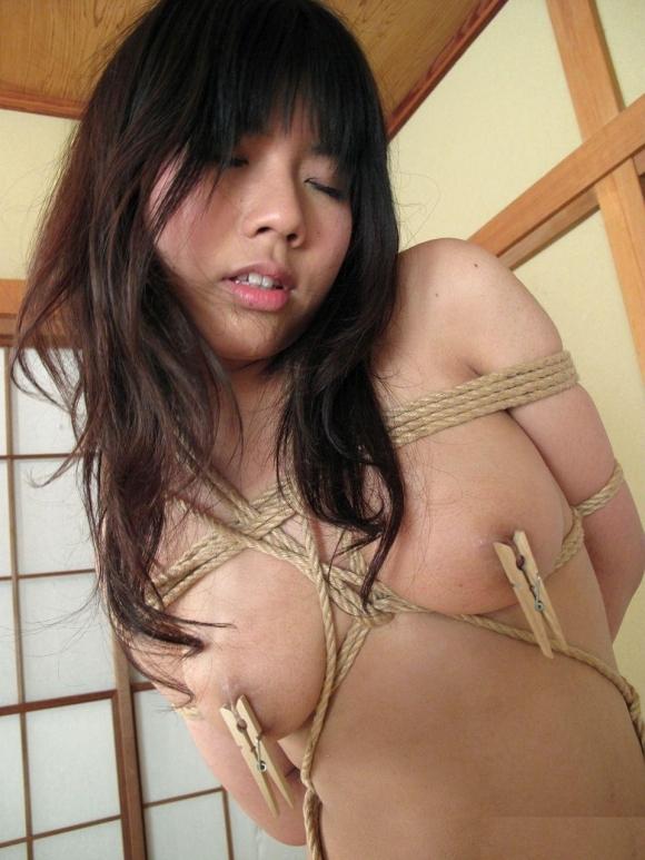 敏感な乳首を洗濯バサミとかではさんで刺激するヤバい系女子wwwwwww【画像30枚】18_2017091701165809d.jpg