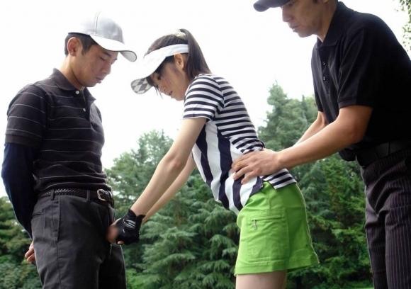 ゴルフ女子のエロさが凄いからゴルフ始めることにするわwwwwwww【画像30枚】26_20170614235840643.jpeg
