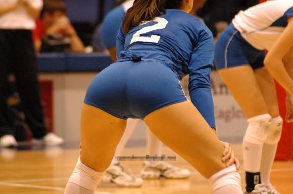 女子バレーボール選手のお尻ってこんなにエロかったんだwwwwwww【画像30枚】27_2017061604125453d.jpeg