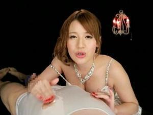 M男の乳首を弄りまわしながら淫語責めで脳みそをトランスさせる主観動画!本田莉子