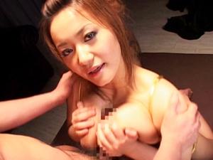 【浅田ちち】13本のチンポをKカップ爆乳で片っ端からパイズリ抜き!!