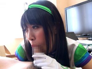 【朝倉ことみ】家に突然届いた性処理ロボットの性能が良すぎて射精してもチンポ責めが止まらない。