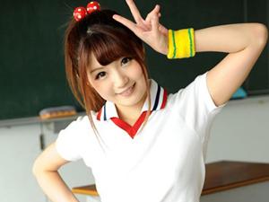 【川村まや】くびれ美乳の美少女が学校でしたかったシチュエーションやコスプレの妄想を全て叶えてくれます!