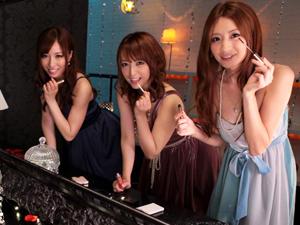 美しき女神3人との至福のひとときが羨ましすぎる!美雪ありす 前田かおり 並木優