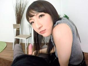 【VR】巨乳巨尻彼女の挑発オナニーでイクッ! 二階堂ゆり