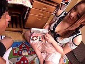 【ショタ】ボイン大好きしょう太くんのHなイタズラ 小沢アリス・・・txxx