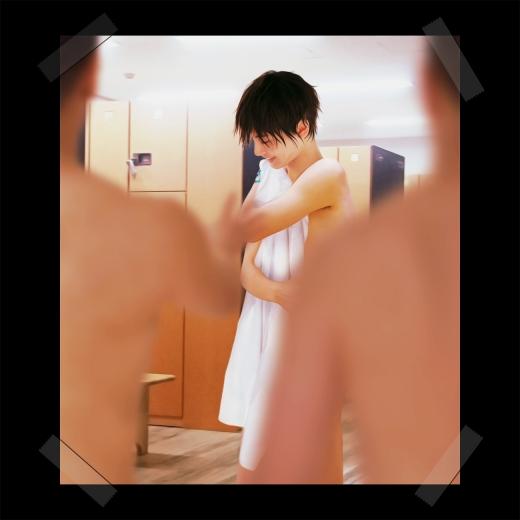 少年 視姦