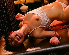 【栄川乃亜】 媚薬オイルマッサージをされた後、中出しレ●プされるスレンダー美女 【tube8】