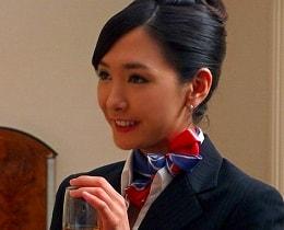 【水沢のの】 現役キャビンアテンダントのフェラチオご奉仕 【tube8】