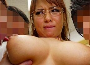【三島奈津子】 悪ガキたちに弱みを握られた巨乳人妻が性欲処理に堕ちるまで・・・ 【tube8】
