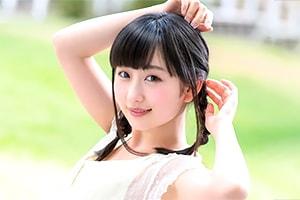 【神坂ひなの】 黒髪透き通るような白い肌の貧乳娘がAVデビュー!! 【tube8】
