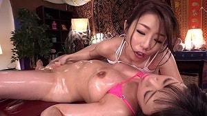 【篠田あゆみ】 欲求不満な人妻たちを魅了する媚薬レズエステ 【tube8】