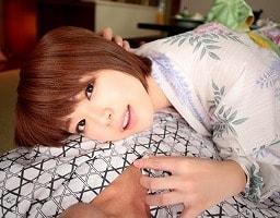 【伊東ちなみ】 ショートカット激カワ美女と1泊2日、ハメまくり温泉旅行 【tube8】