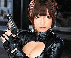 【佐倉絆】 ショートカット美人女捜査官が悪の組織の性処理玩具に堕ちるまで・・・ 【tube8】