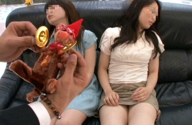 マジックミラー号 催眠術で中出しが出来るか女子大生を実験台にしてみよう