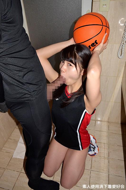 女子バスケ部補欠ひなちゃん19歳ハミパン生シミ変態猛特訓