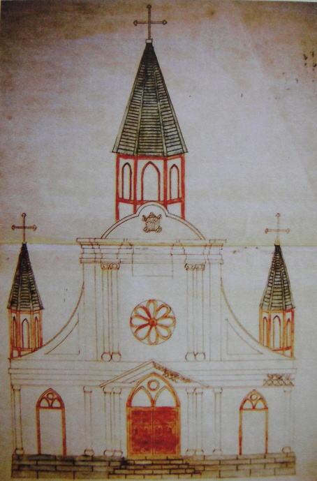 大浦天主堂パリ外国宣教会本部