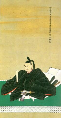 鍋島斉直 高伝寺所蔵