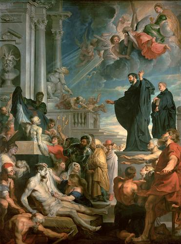 聖フランシスコ・ザビエルの奇蹟