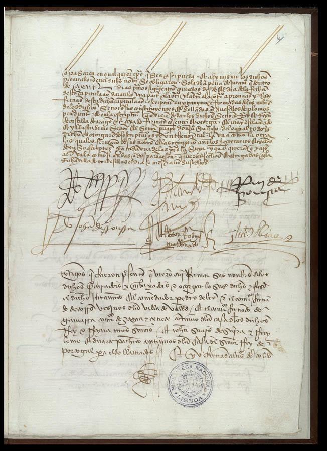 トルデシリャス条約条文