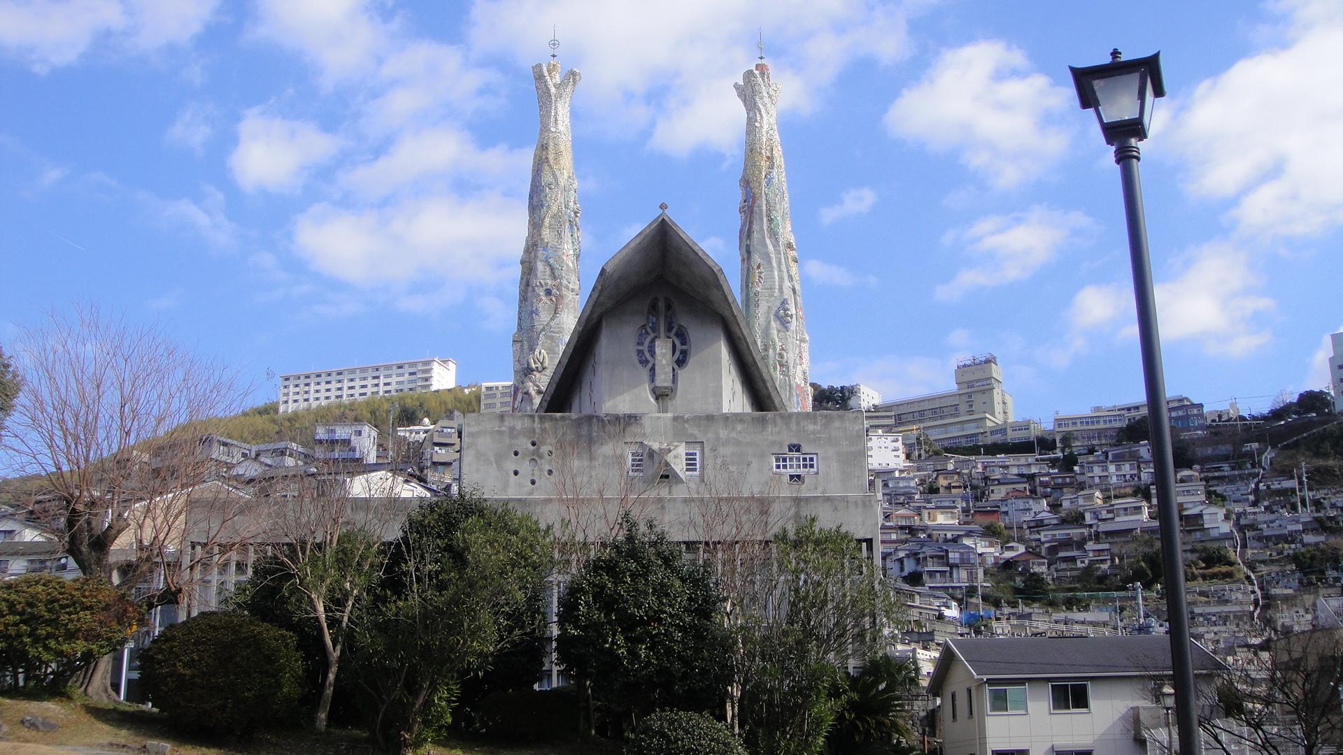 聖フィリッポ・デ・ヘスス教会26聖人から
