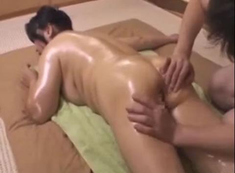 アダルト動画:けしからん出張マッサージ①
