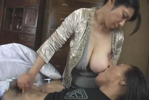【Hitomi】爆乳ギャルOLがダメ社員をフェラ抜き