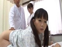 肛門診療所 アナルに執着し開発するド変態医師 芹沢つむぎ