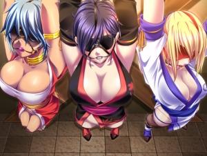 Chichi Ninja Revolution nw