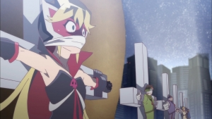 Yoru no Yatterman 10 (2)