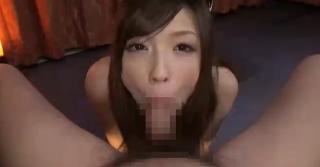 桜井あゆピンサロ風俗嬢のノーハンドフェラ