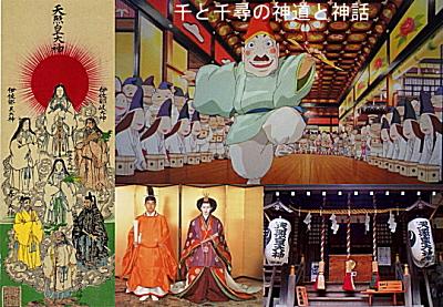 千と千尋の神道と神話
