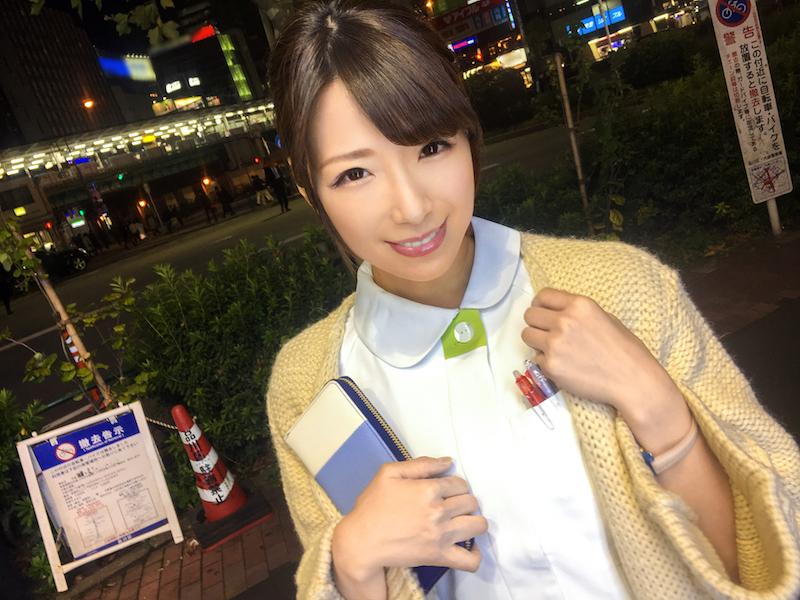 【ナンパTV】マジ軟派、初撮。756in五反田チームN【あやの32歳看護師】