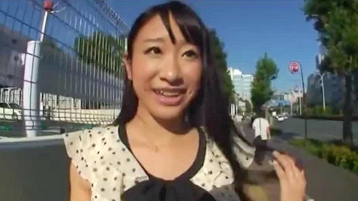 【清楚】清楚の七瀬あさ美出演のsex動画。学生生活アンケートと称し清楚な大学生をホテルに誘いSEXに持ち込む!