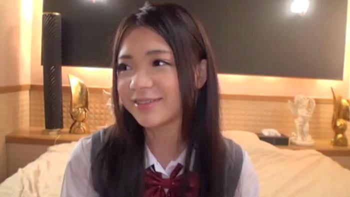 【JK】JK、鶴田かな出演の中出し動画。簡単なバイトのはずがラブホに連れ込まれ中出しAVを撮影されてしまった可愛いjk/鶴田かな