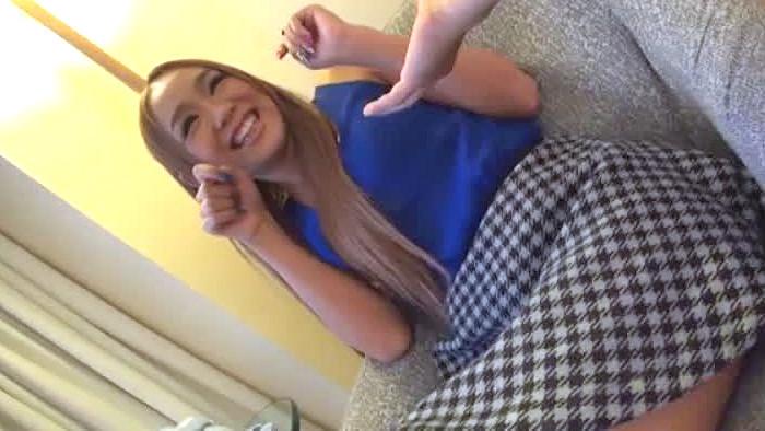 【ギャル】ギャルのsex動画。エッチNGのデートクラブでバイトするギャル大学生をホテルに誘いSEXに持ち込む/藤本紫媛